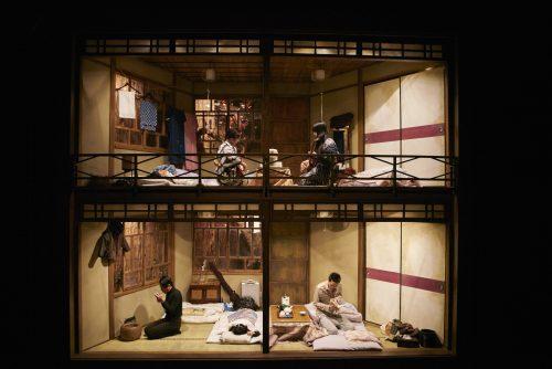 Japanese Playwrights Project (Day 2): Yudai Kamisato/Tony Torn/Sarah Hughes, Satoko Ichihara/Kyoko Takenaka