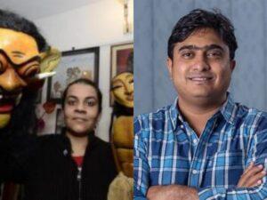 Headshot of Abhishek Majumdar&Anurupa Roy